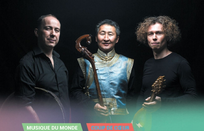 Violons barbares – Wolf's Cry Tour