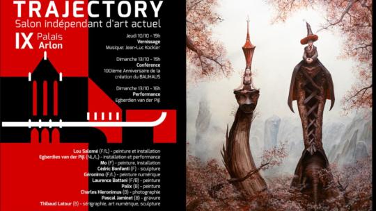 Trajectory, Salon indépendant d'Art Actuel