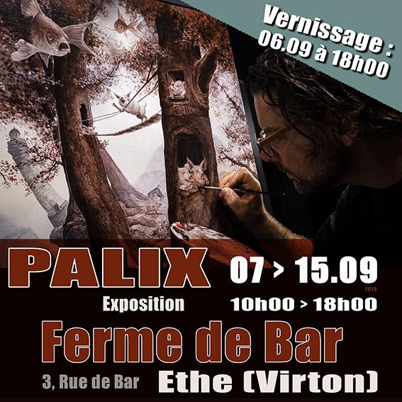 Exposition de rentrée de Palix