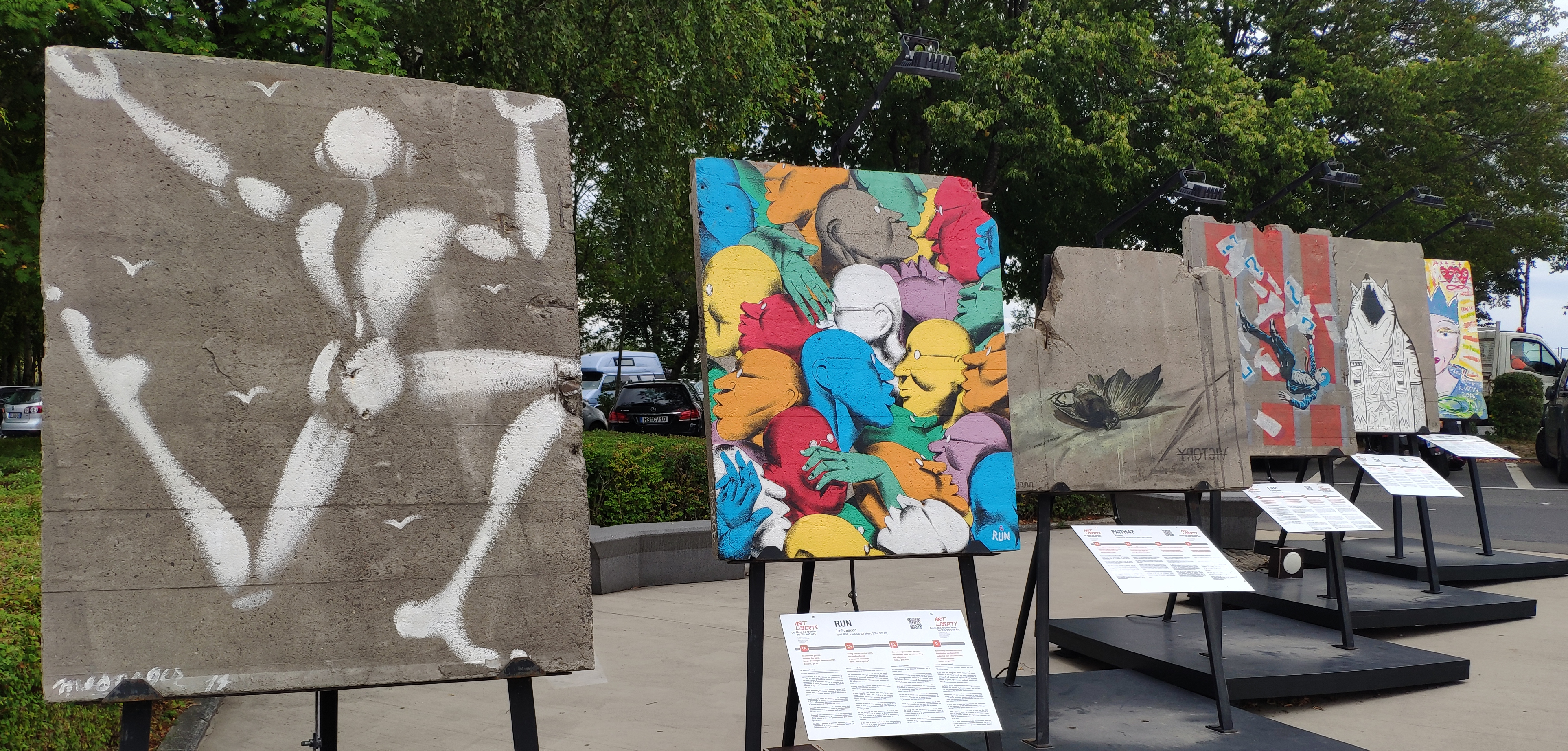 Art Liberty, from the Berlin Wall to Street Art